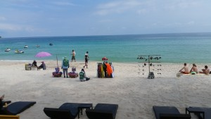 חוף הים קוסמוי