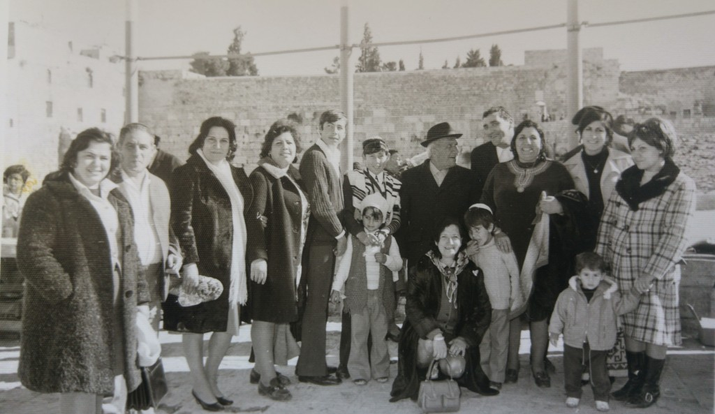 המשפחה שלי - וחכמת הנשים מתוכה צמחתי